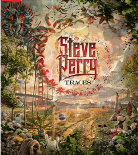 Steve Perry Traces Album Cover Art