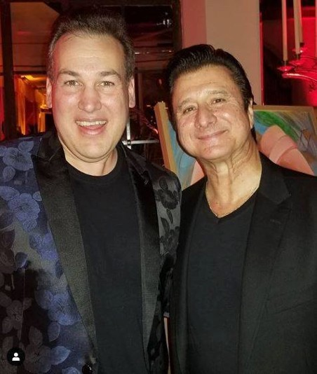 "Jim Colucci - At the premiere of TNT's ""I Am the Night"" Directed by Patty Jenkins at the Chateau Marmont, Beverly Hills, CA"